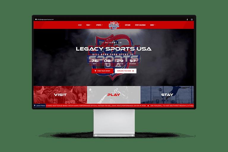 Legacy-Web
