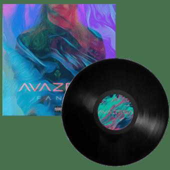 Avazesa Fancy Album Cover Artwork